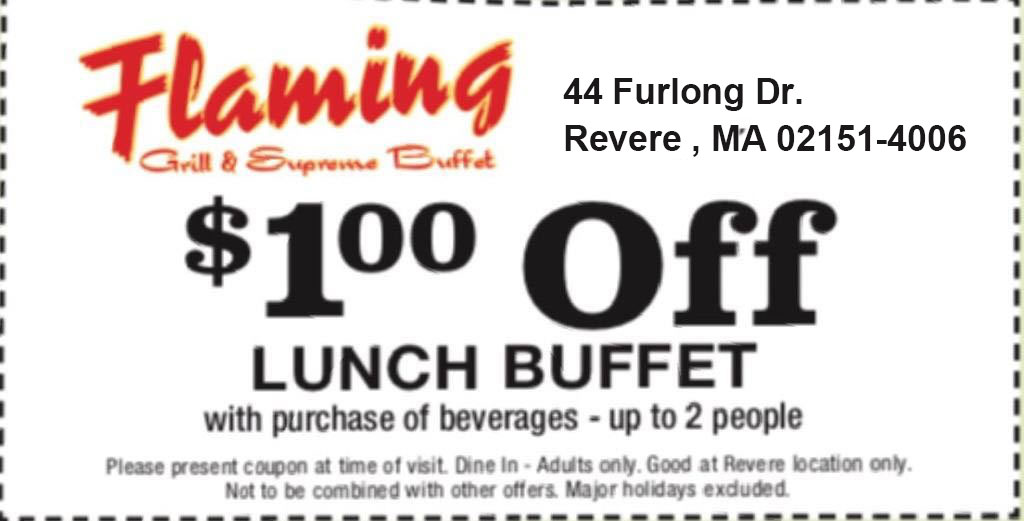 flaming grill supreme buffet 732 920 4888 rh flaminggrillrevere com newark buffet coupon newark ca HomeTown Buffet Newark